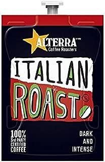 Flavia Alterra Coffee, Italian Roast, 20-Count Fresh Packs (Pack of 5)