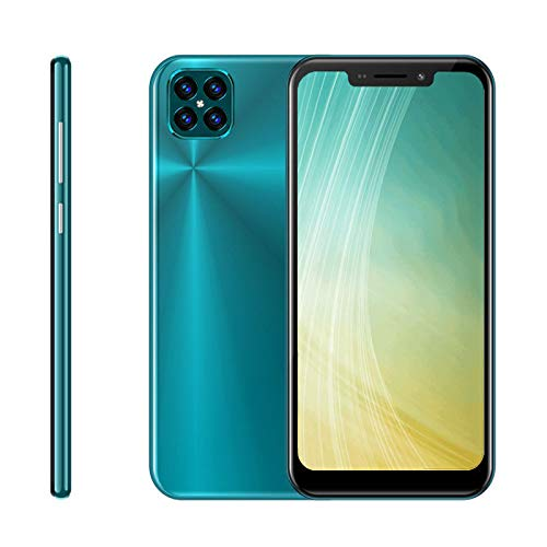 Unlocked Cell Phone ,X23,Android Smartphone, 6.11-inch IPS Full-Screen, 3GWCDMA: 850/2100MHZSIM Card, 1GB RAM 16GB ROM, 8MP+8MP, 3800mAhBattery  (Green)
