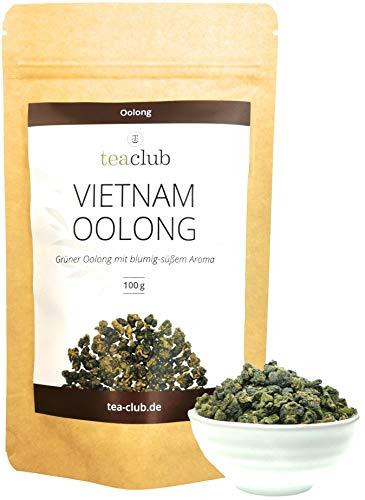 TeaClub - Benjamin Schwolow -  Grüner Oolong Tee