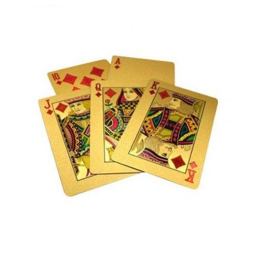 Cartas de juego doradas £50: Amazon.es: Juguetes y juegos