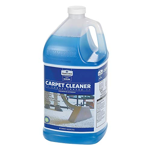An Item of Member's Mark Commercial Carpet Cleaner Concentrate (1 gal.) - Pack of 2