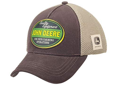 John Deere Stoffmesh - Cap Quality Equipment Braun