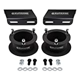 Supreme Suspensions - 3.5' Front Lift Kit for 1994-2013 Dodge Ram 2500 3500 4WD and 1994-2001 Dodge Ram 1500 4WD High-Strength Steel Spring Spacers and Sway Bar Drop Brackets Kit