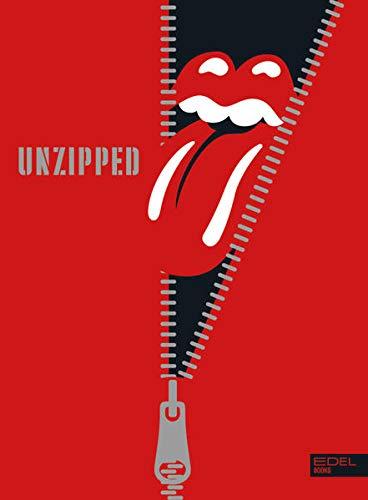 The Rolling Stones UNZIPPED: Deutschsprachige Ausgabe