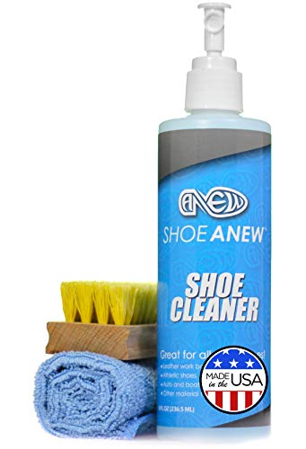 ShoeAnew Natural Shoe Cleaner Kit