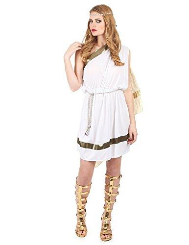 Deguisement Déesse Grecque Romaine Taille S - Costume Déguisement - 561