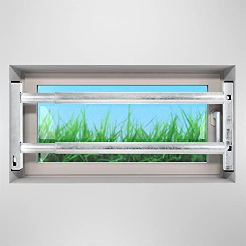 VOSS Fenstersicherung Sicherungsstange Türsicherung Einbruchschutz...