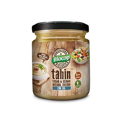 Biocop Tahin Integral Tostado Sal Biocop 500 G 100 g