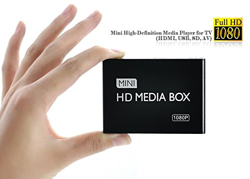 Best Review Of Ocamo Full HD 1080P Media Player Center Multimedia Video Player Media Box U.S Plug