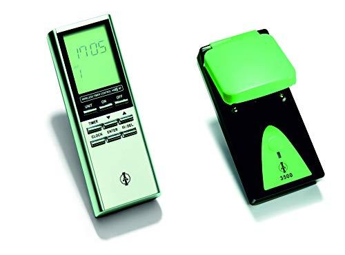 SKS24 Funkschalter für den Garten mit Fernbedienung und Zeitschaltuhr