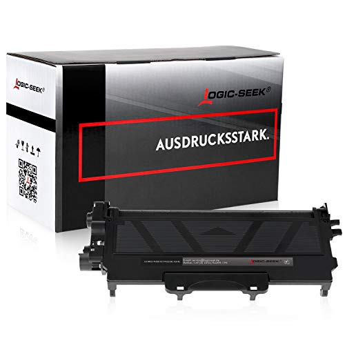 Logic-Seek XXL Toner 10.400 Seiten kompatibel für Brother TN 2220 TN-2220 TN-2010 für Brother MFC 7360N HL 2215 HL 2230 HL 2240 HL 2250 DCP 7060 Fax 2840