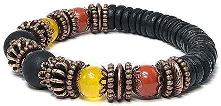 Autumn Jewelry Bohemian Stretch Bracelet for Men Women