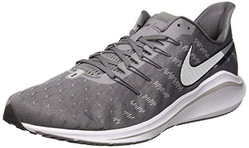 Nike Air Zoom Vomero 14, Zapatillas de Atletismo para Hombre, (Gunsmoke/White/Oil Atmosphere Grey 003), 42.5 EU