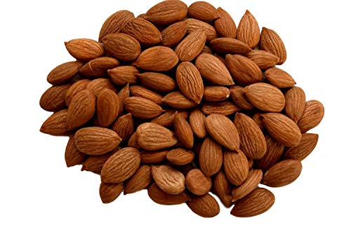 NUTS U.S. - Sweet Raw Apricot Kernels (Seeds) | Unpasteurized and Non-GMO | No Sulphure | Packed In Resealable Bags!!! (1 LB)