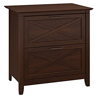 Bush Furniture Key West 2 Drawer Lateral File Cabinet in Bing Cherry (B079YP7DT7) | Amazon price tracker / tracking, Amazon price history charts, Amazon price watches, Amazon price drop alerts