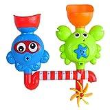 XDLH Kinderbadenspielzeug - für den Badestrand - geeignet für 3-6 Jahre altes Baby