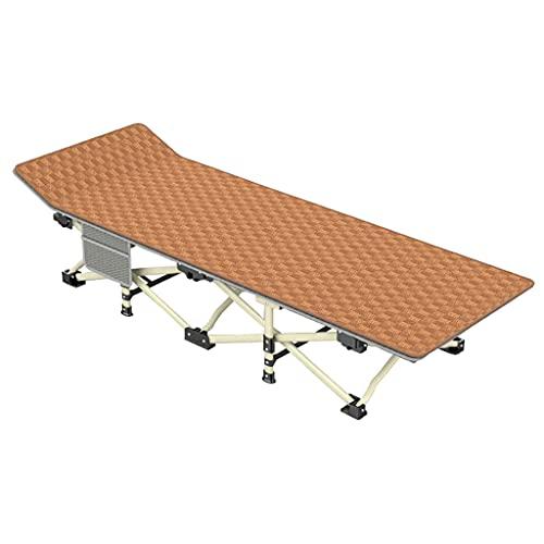 Sunloungers Klappbett, Klappliege, einfache ultraleichte Außenliege, tragbare verstärkte Couch, tragende Verschlüsselung aus verstärktem Stoff, eine Vielzahl von Stilen