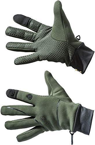 Beretta GL271 Polartec Wind pro Schießhandschuhe - Grün, XL