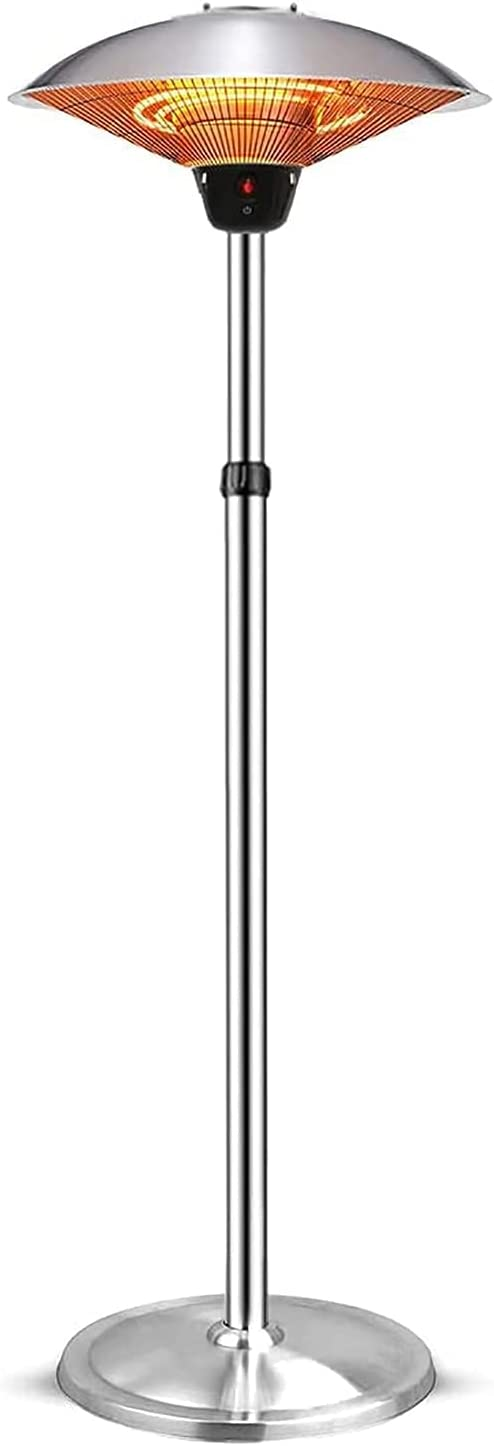 Haieshop Electric Patio Heater Ele Max 62% OFF It is very popular Outdoor Portable