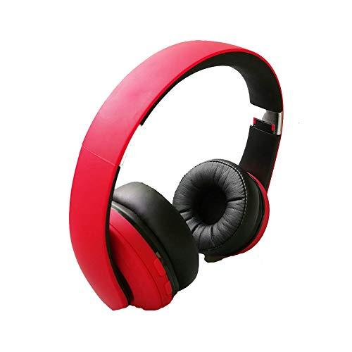LXFTK Oreillette Bluetooth, oreillette de Jeu Sportive Universelle pour Ordinateur Portable, oreillette Bluetooth sans Fil,Casque antibruit stéréo