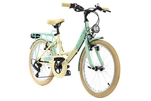 KS Cycling Kinderfahrrad 20