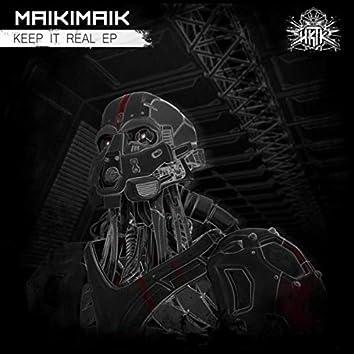 MAIKIMAIK - Keep it Real EP (Digital)