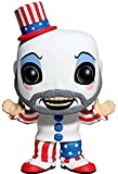 Xinyuanweiye Bobblehead Figures POP House of 1000 Corpses Captain Spaulding Collectible Figure Car Decoration Cactusus