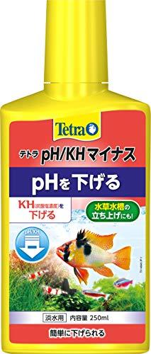 テトラ (Tetra) PH/KHマイナス 250ml (淡水用)