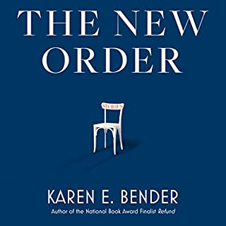 The New Order audiobook cover art