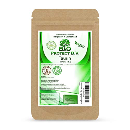 Bio Protect -  Taurin Pulver 1 Kg