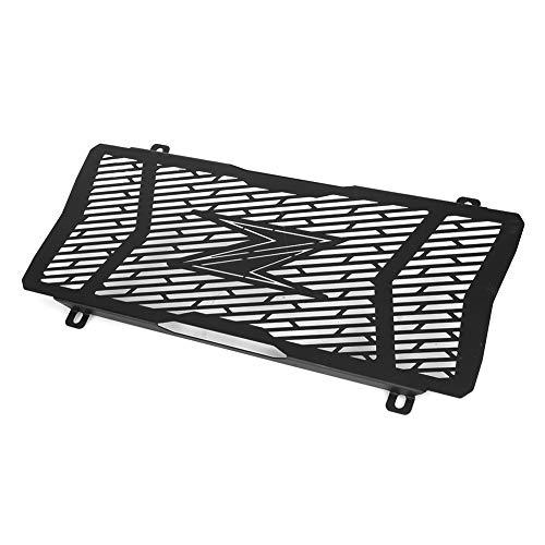 Cubierta protectora de radiador, rejilla de protección de acero inoxidable para motocicleta, apta para Z650 Z 650 Z-650 2017-2020
