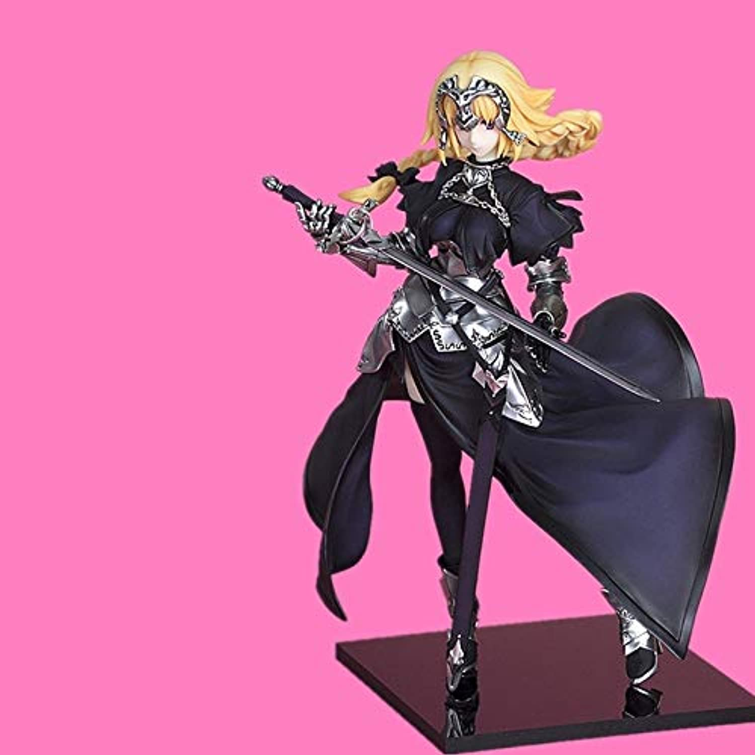Losebye Anime Fate Grand Order Saber Joan of Arc PVC Action Figure Collectible Model Toy
