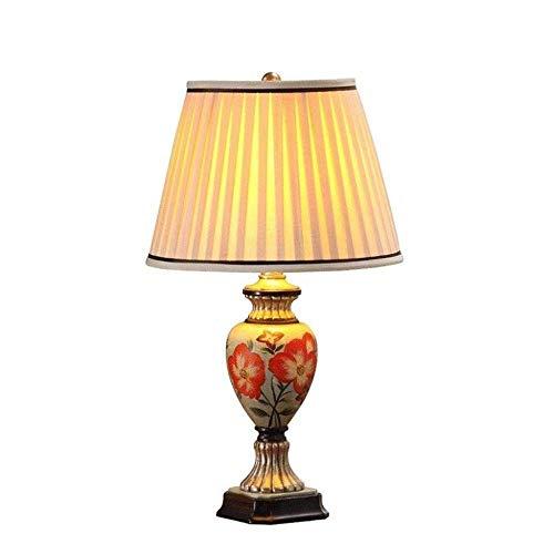 JUNYYANG Estudio lámparas de Mesa lámpara de luz de lámpara de Escritorio Lámpara de Lectura de Oro ahuecada Base de la lámpara Moderna Sala Dormitorio Junto lámpara de Mesa lámpara de Escritorio con