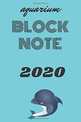 aquarium block note Writing Diary 120 Pages: aquarium fish... neodymium magnets feeder smart fluval power lens outlet strong pack strip powerful pond