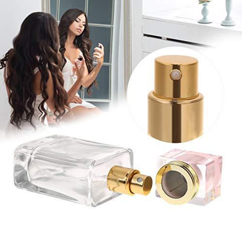 atomizador de perfume bomba, recargable de viaje Bomba pulverizador Capacidad - 50 ml (Pink)