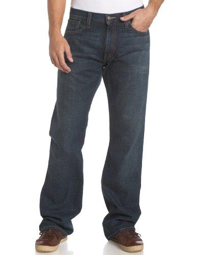 Levi's, Jeans da uomo 527, a vita bassa e svasati, taglia: 71 cm x 76 cm