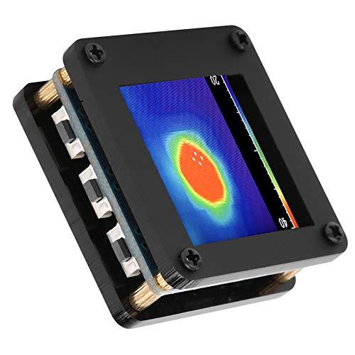 AMG8833 Cámara Termográfica con el Sensor Térmico Infrarrojo, Cámara Térmica de Imagen de Alta Precisión para Detección de Temperaturas, 7 M Distancia de Detección