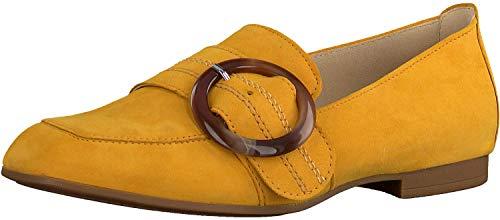 Gabor Femmes - Zapatillas de Deporte para Botas, Color Amarillo, Color, Talla 42.5 EU
