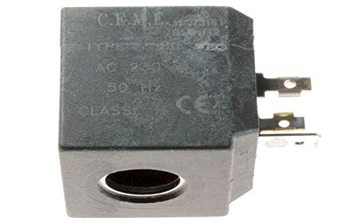 BOBINE ELECTROVANNE DIA10/13MM 6W 230V POUR PETIT ELECTROMENAGER - 874164