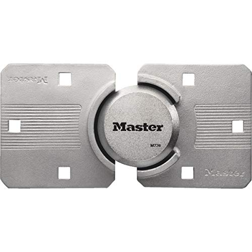 Master Lock Magnum Vehicle Hasp and Lock (UNT)