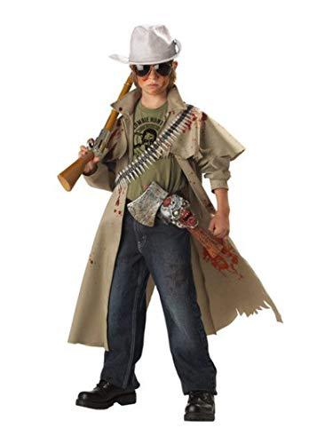 Child Zombie Hunter Costume - M