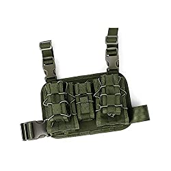 powerful TMC Magazine Bag Tactical Assault Combined Airsoft Paintball Leg Bag Milsim – Oliver…