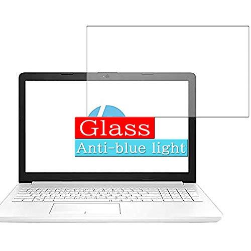 VacFun Filtro Luz Azul Vidrio Templado Protector de Pantalla para HP 15-da0085TU...