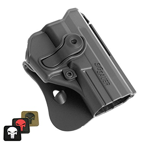 IMI-Z1290 IMI Defense Polymer Roto Right Hand Paddle Holster...