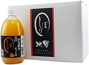 瀬戸内しまなみ・デコポンジュース500ml×6本・伯方果汁搾汁