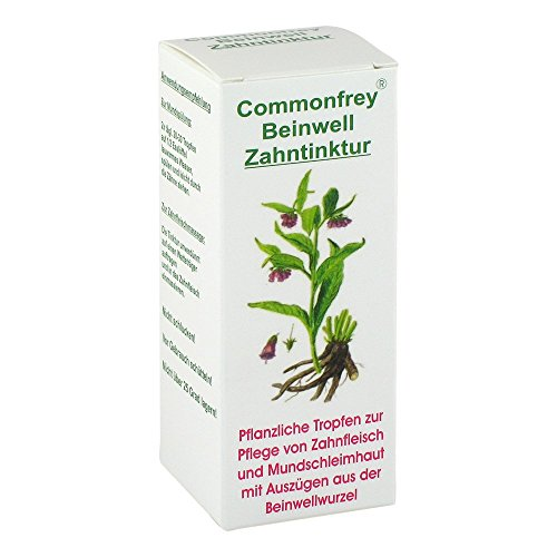 Commonfrey Beinwell Zahnt 30 ml