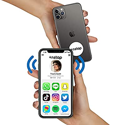 Amazon Promo Code for Business Card Smart NFC Tag Phone Accessory for 09102021124202