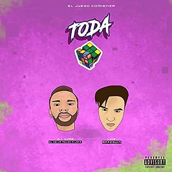 Toda (feat. Luiz Arreguin)