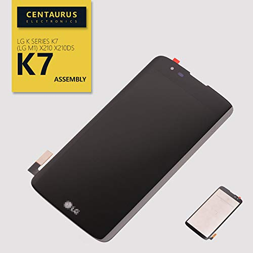 SEEU. AGAIN Fit LG Tribute 5 Replacement LCD Display Touch Screen Digitizer Assembly Compatible LG K Series K7 MS330 LTE MetroPCS/Tribute 5 LS675 Boost 5.0 inch (Not Included Frame)