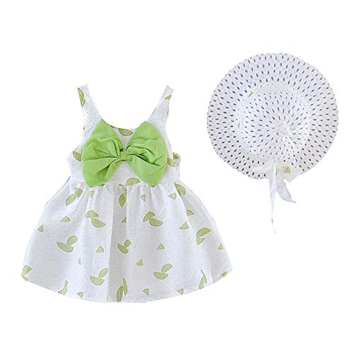 Janly Liquidación de venta de vestido para niñas de 0 a 10 años de edad, bebé niña vestido de princesa...